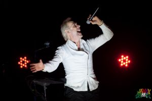 Peter Murphy at The Observatory