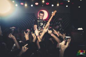 Red Fang at Teragram Ballroom- Josh Allen