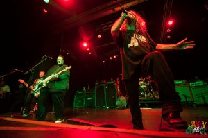 The Adolescents home field disadvantage- racist knuckleheads