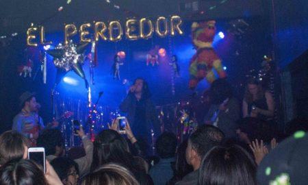 """Santoros record release for """"El Perdedor"""""""