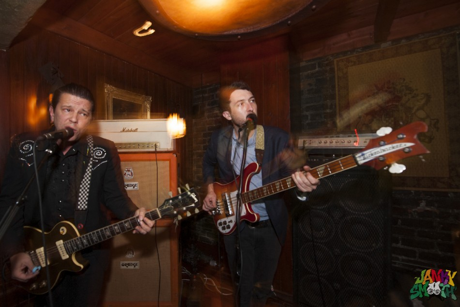 Mikal Cronin & Emmett Kelly- The Freedom Band