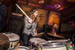 Charles Moothart Drummer- The Freedom Band w/ Ben Boye