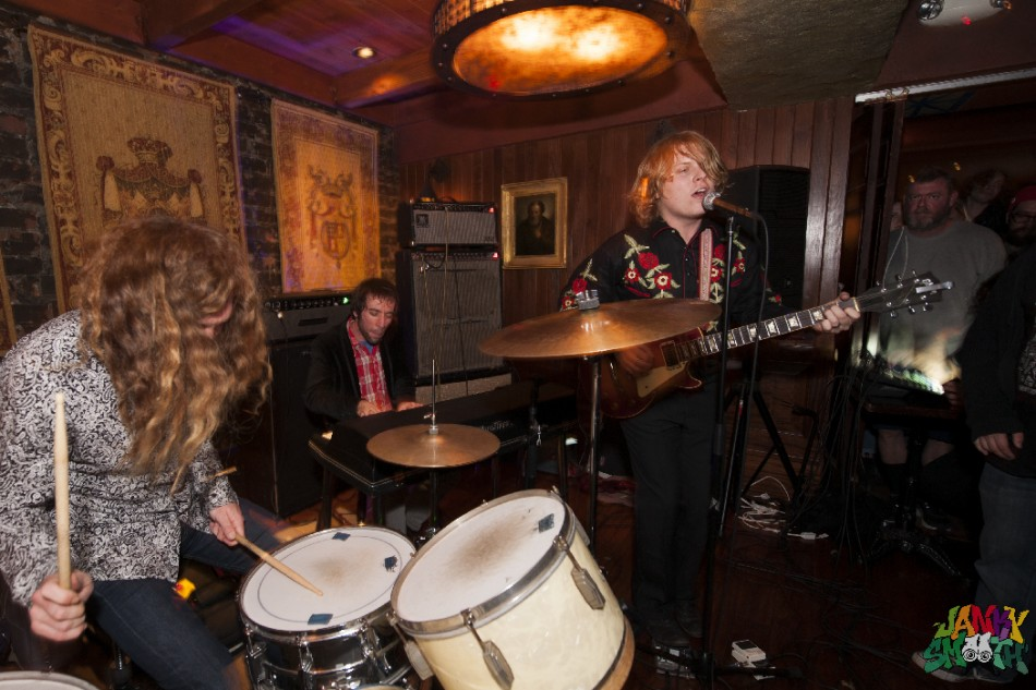 Ty Segall and the Freedom Band first look at The Griffin