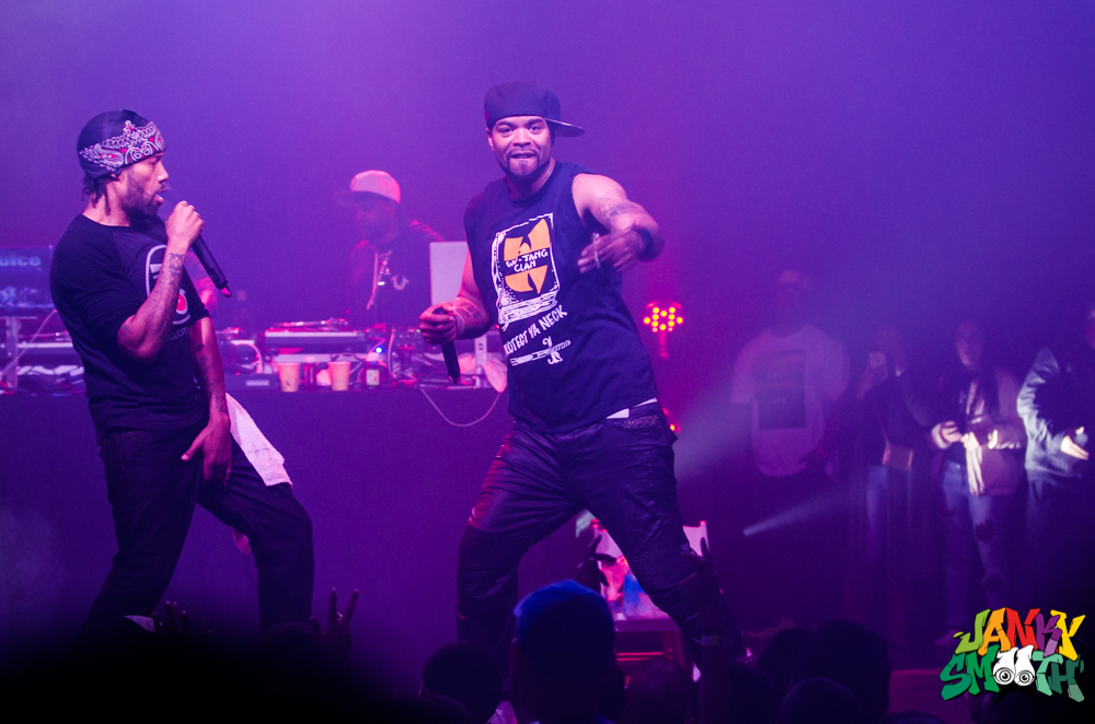 Method Man and Redman at The Observatory