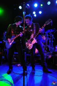 Jakob Dylan and Jesse Malin for Natty B benefit at The Roxy