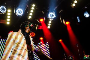 Kool Keith is Dr Octagon