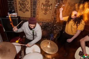 Dreamdecay and the tambourine time bomb
