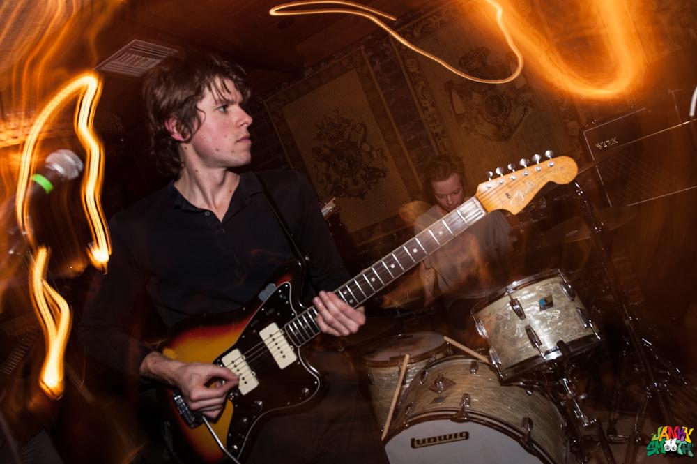 Corey Hansen- Wand at The Griffin
