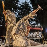 The Mummies at Burger Boogaloo