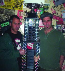 Shawn and Mark Stern