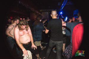 HORSE the band fans- Union Nightclub
