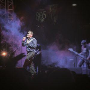 Morrissey at FYF 2015