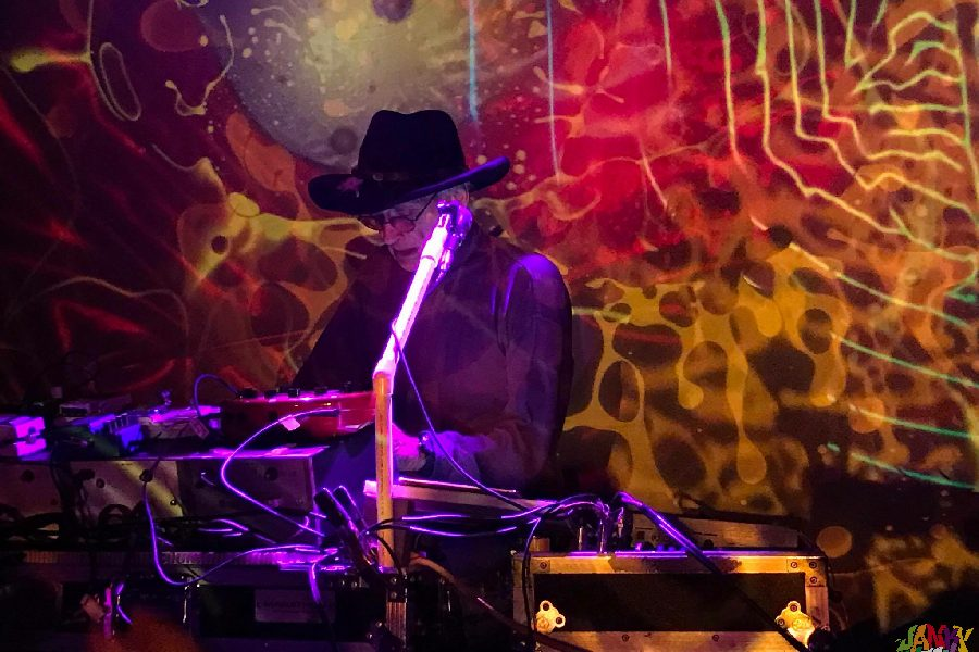 Silver Apples at The Acid Test 2017