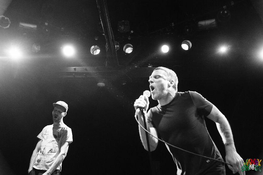 Sleaford Mods Hit The Echoplex On Last Date Of First Ever