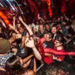 Crowd Surf at Alex's Bar