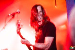 Steve McDonald- Livin' the rock n roll dream