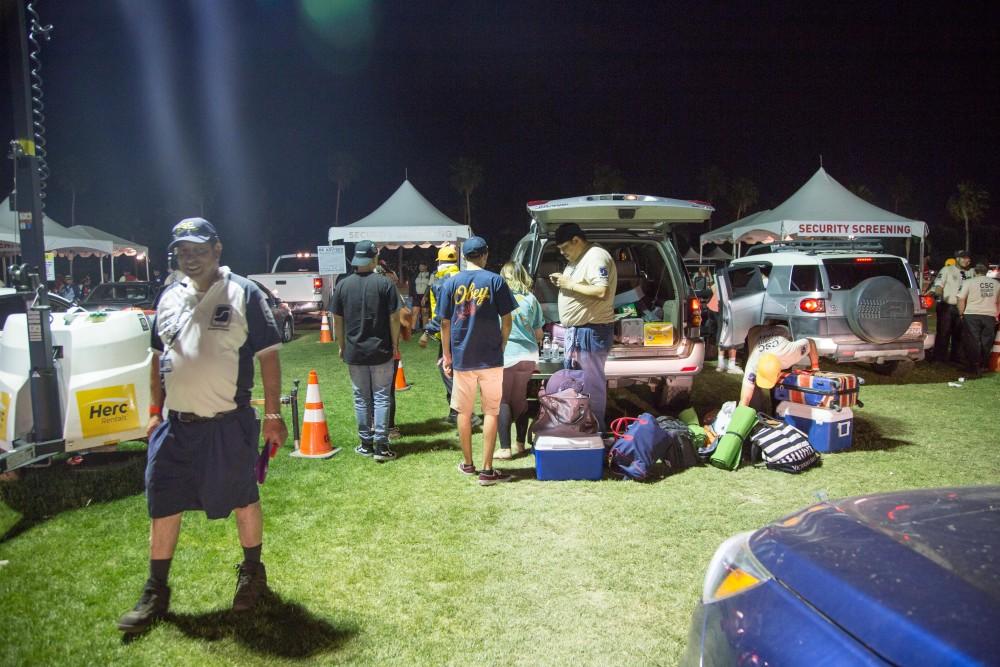 Coachella Undercover by Josh Peters