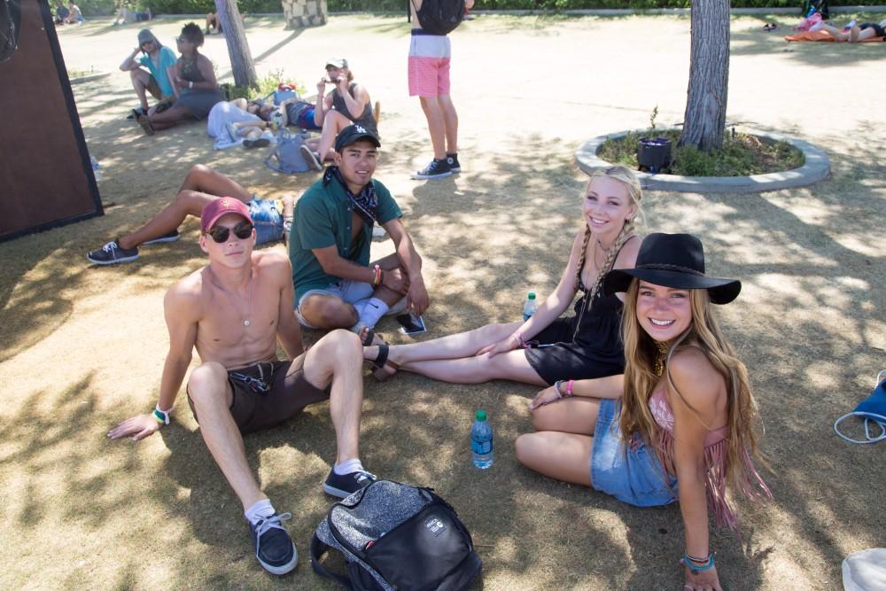 Coachella 2017 Undercover