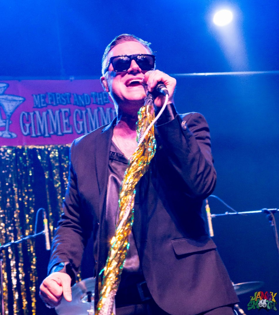 Spike Slawson- Me First & the Gimme Gimmes
