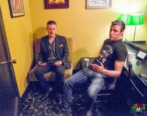 Spike Slawson & Dave Unbuckled Interview