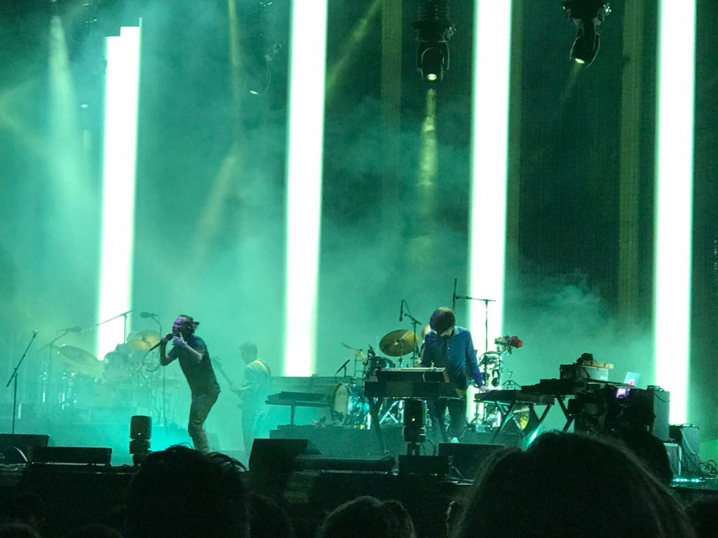 Radiohead by Josh Peters
