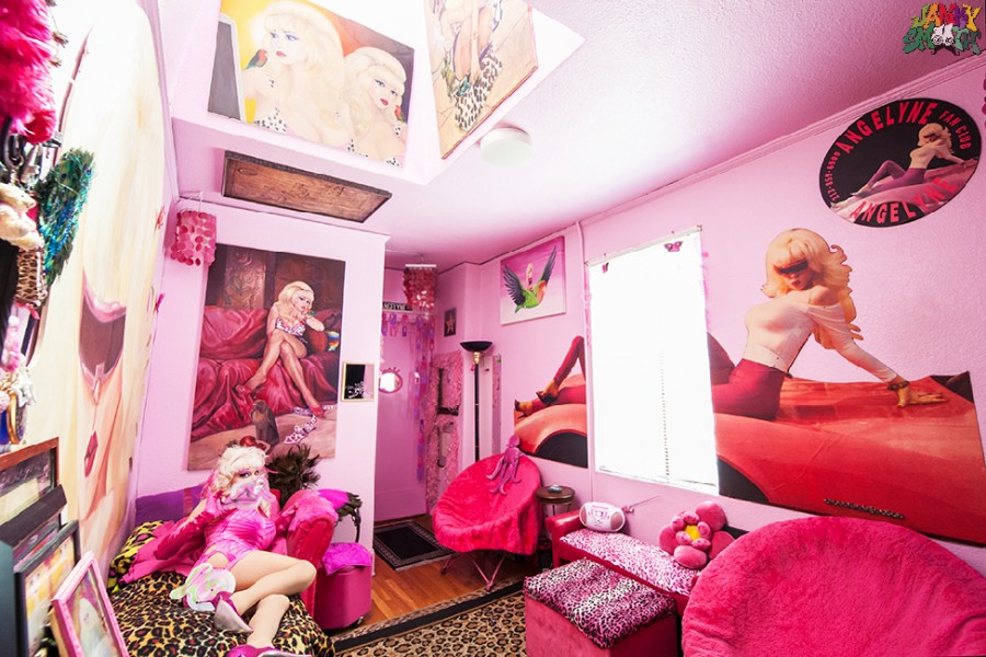 Offices of Angelyne