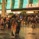 Fremont Street by Taylor Wong