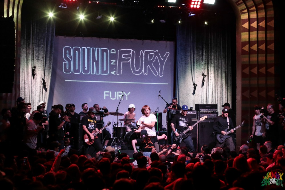 Fury at Sound and Fury 2017