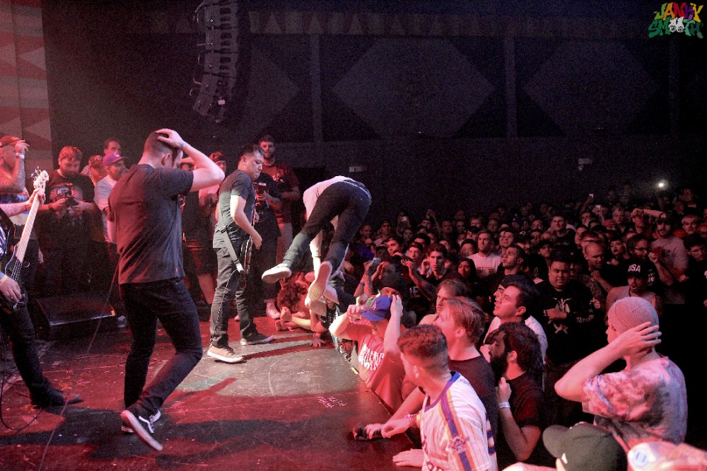 Incendiary at Sound And Fury 2017
