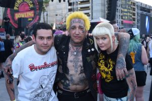 People of Punk Rock Bowling by Taylor Wong