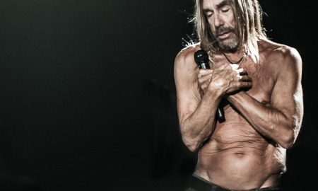 Iggy Pop photo by Jessica Moncrief