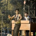 Charles Bradley on the Lawn Stage at FYF