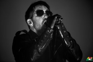 Trent Reznor- Nine Inch Nails