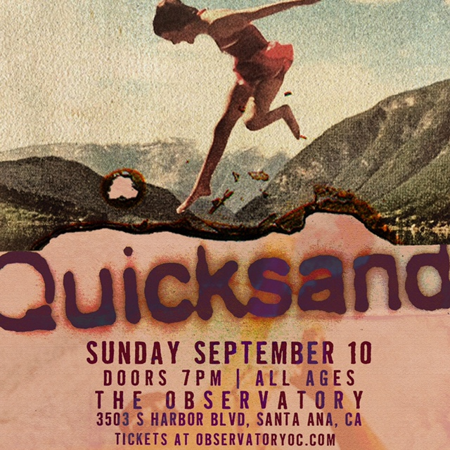 Quicksand at The Observatory