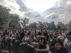 Riot Fest 2017 Crowd