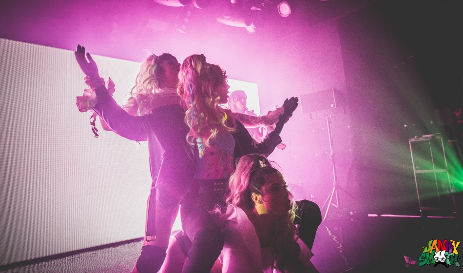 Raw Emotion Sells: SOPHIE AT The Teragram Ballroom - Janky Smooth