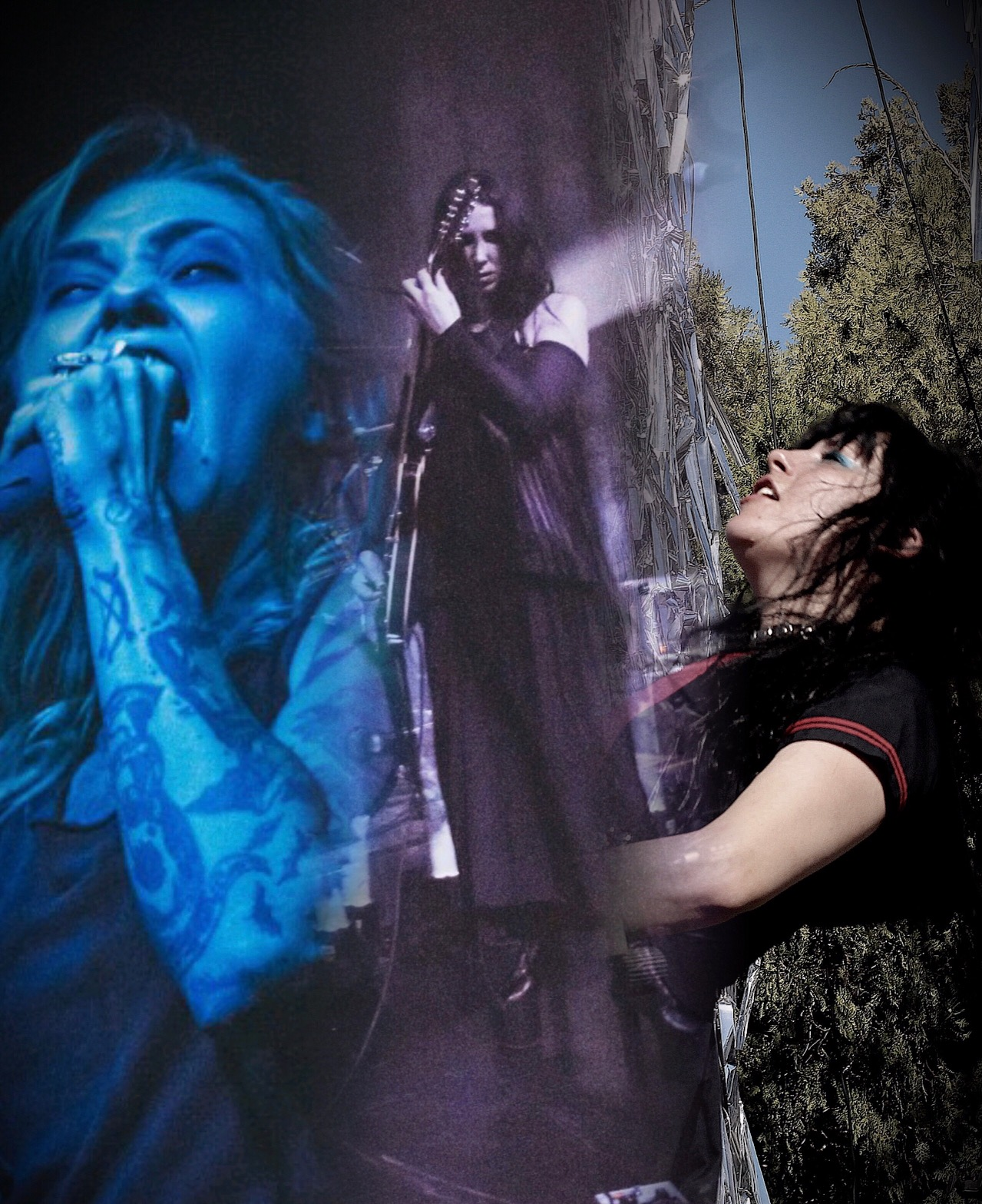 Youth Code, Chelsea Wolfe, Death Valley Girls