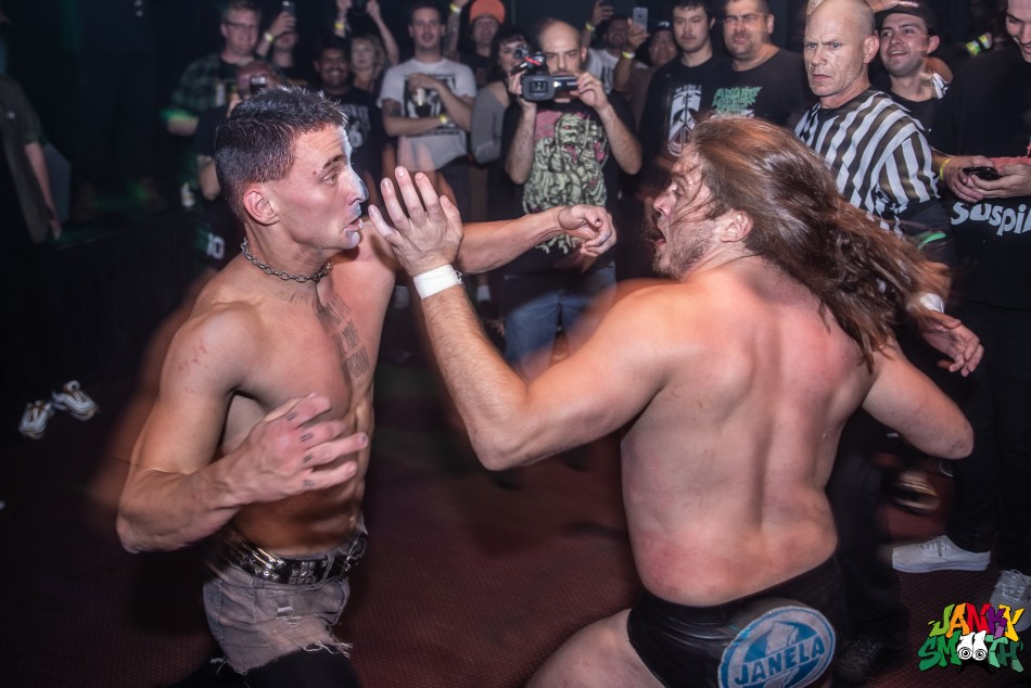 Darby Allin vs Joey Janela