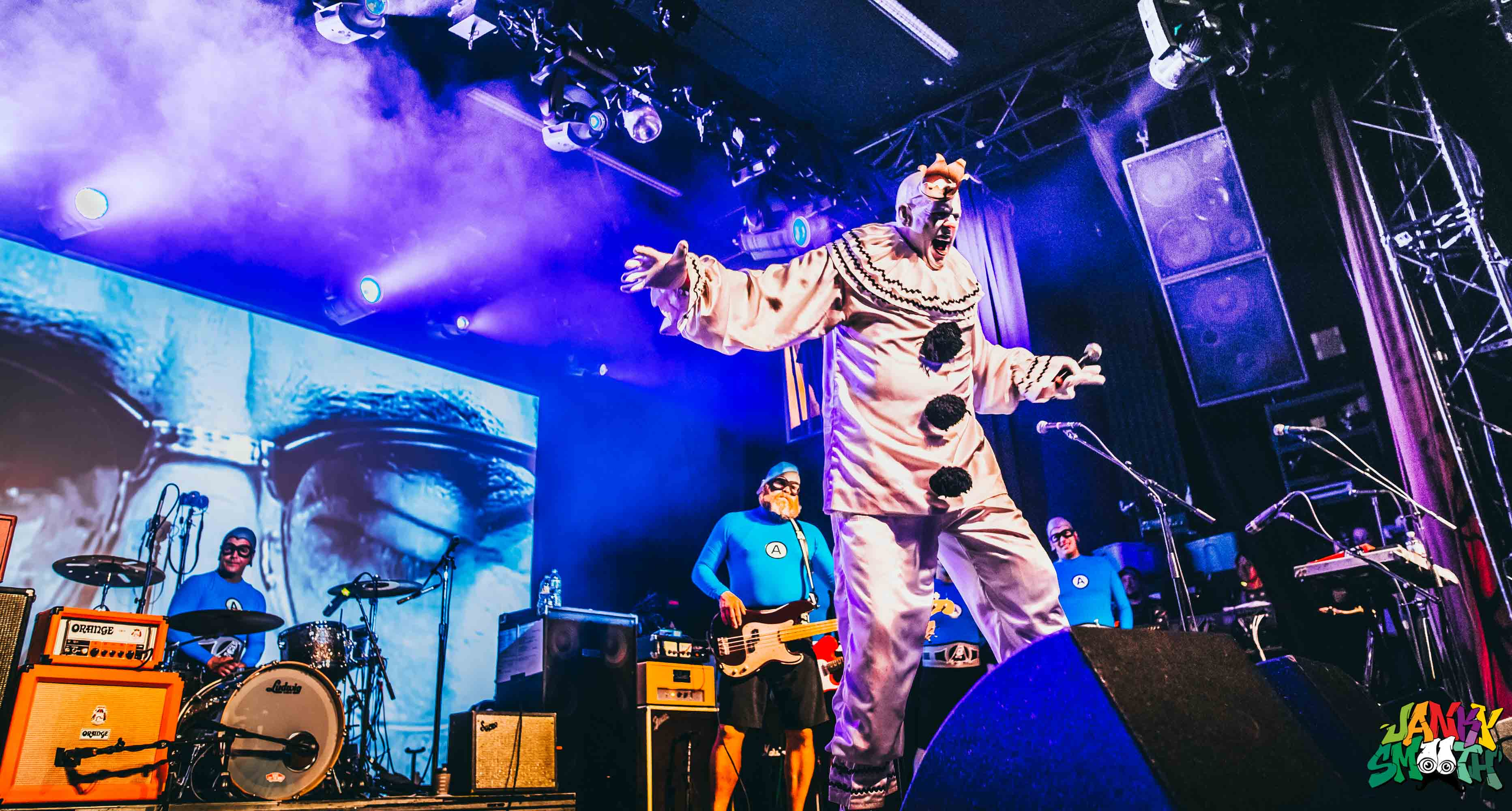 The Aquabats and Puddles Pity Party