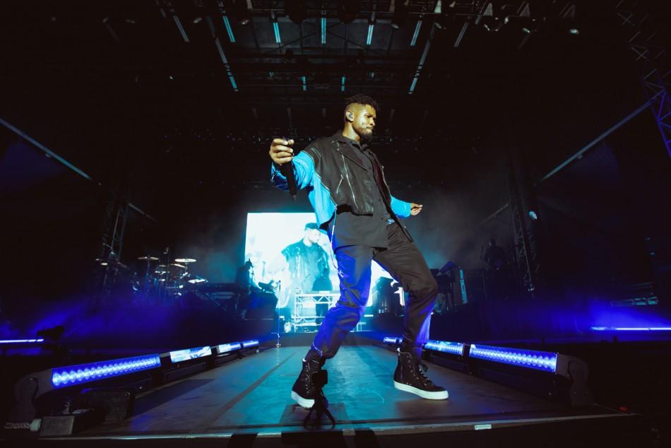 Usher shot by Andrew Gomez