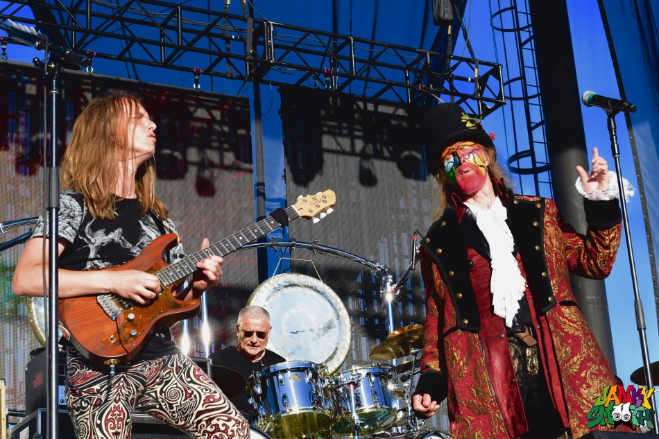 Carl Palmer's ELP Legacy with Arthur Brown