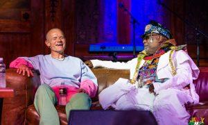 Flea and George Clinton