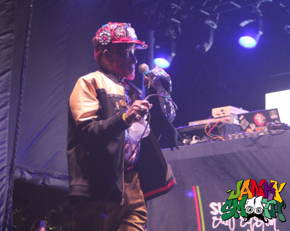 Scratch Lee Perry