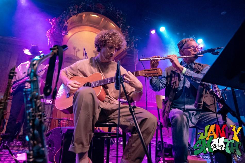 John Carroll Kirby's band